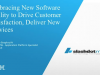 Embracing New Software Agility to Drive Customer Satisfaction, Deliver New Svc.
