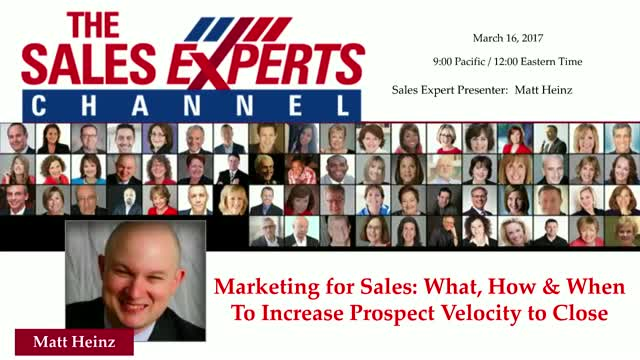 Content Marketing for Sales: What, How & When To Increase Prospect Velocity