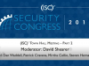 2016 (ISC)2 Security Congress – Member Town Hall – Part 2