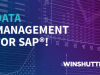 Data Management with SAP!