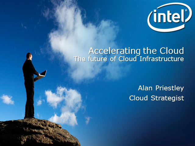 Architecting the Cloud – the Future of Cloud Infrastructure