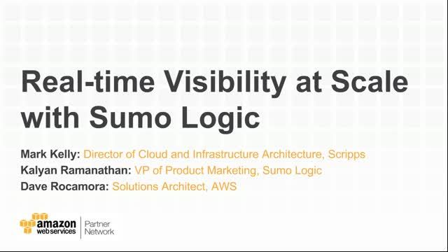 Real-time AWS Visibility at Scale