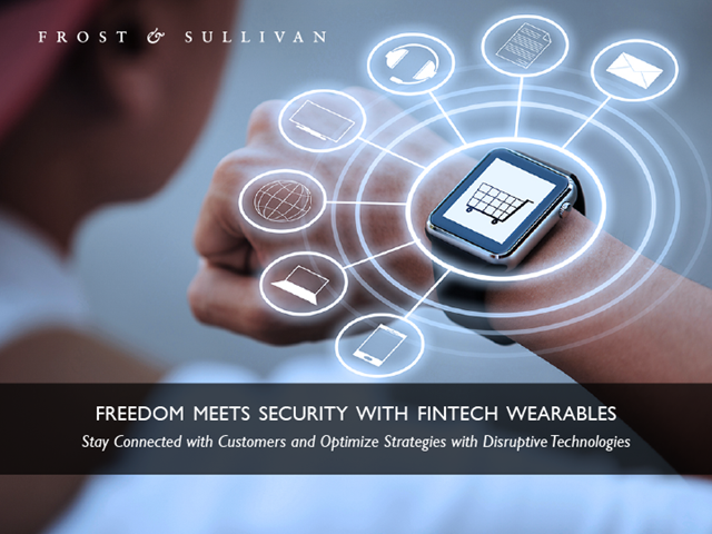 Freedom Meets Security with Fintech Wearables