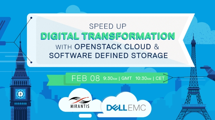 Speed up Digital Transformation with OpenStack Cloud amp Software ...