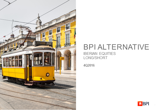 BPI Alternative Fund - Iberian Equities Long/Short 4rd Quarter 2016
