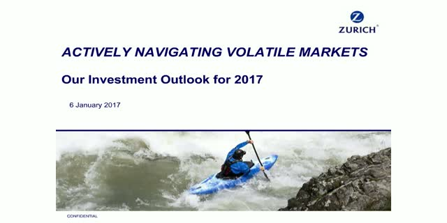 Investment Outlook 2017: Actively Navigating Volatile Markets