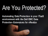 Automating Data Protection in your ITaaS environment with the Dell EMC Data Prot