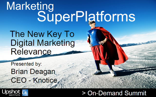 The New Key to Digital Marketing Relevance