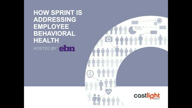 How Sprint is addressing employee behavioral health