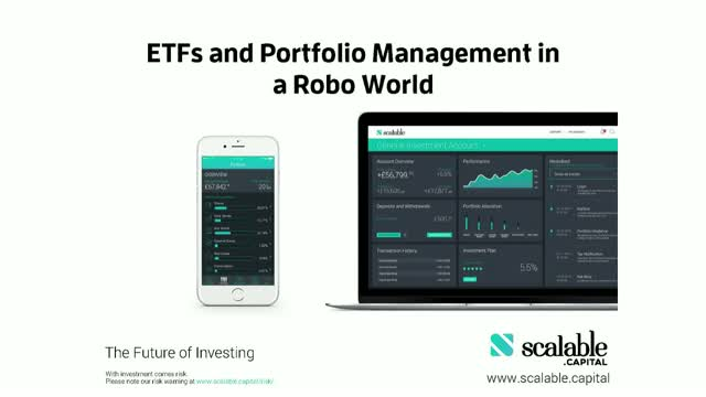 ETFs and portfolio management in a robo world