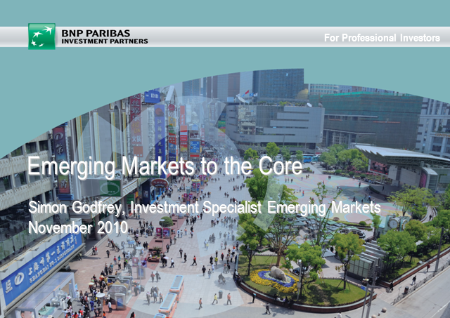 Emerging Markets to the Core