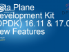 Data Plane Development Kit (DPDK) 16.11 & 17.02 New Features