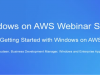 Getting started with Windows on AWS
