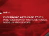 Electronic Arts Case Study: Intersection of Microservices, Node.js and DevOps