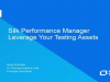 TechTalk: Leverage Your Testing Assets for Monitoring Vital Applications