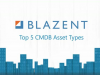 Top 5 CMDB Asset Types