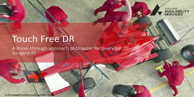 """""""Touch free DR""""- Reliable IT resiliency through recovery"""