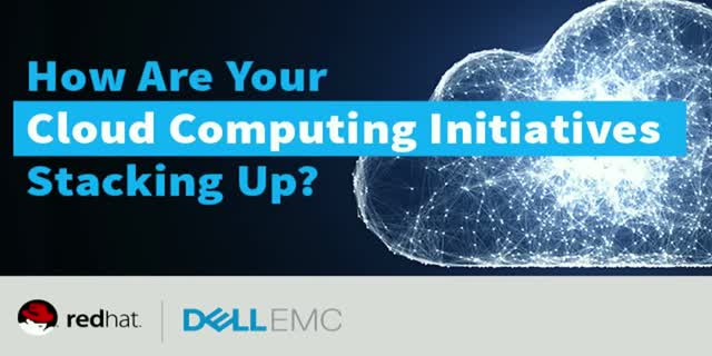 How are Your Cloud Computing Initiatives Stacking Up?