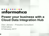 Power your business with a Cloud Data Integration Hub