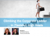 Climbing the Corporate Ladder… in (Tasteful) High Heels