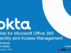 Enforcing Modern Authentication Factors for Microsoft Office 365