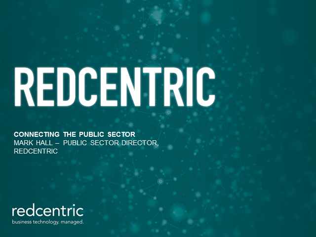 Connecting the Public Sector