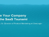 Secure Your Company from the SaaS Tsunami