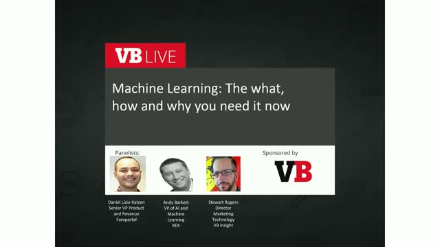 Machine Learning: The what, how, and why you need it now