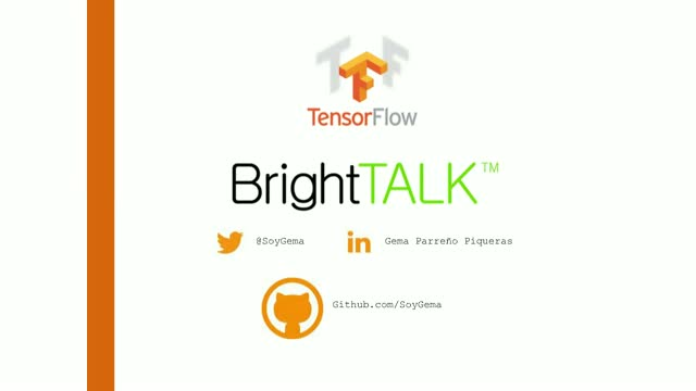 Tensorflow: Architecture and Use Case