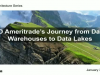 TD Ameritrade's Journey from Data Warehouses to Data Lakes
