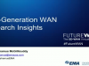 Analyst Keynote: Research Insights on the Next Generation WAN (EMA Research)