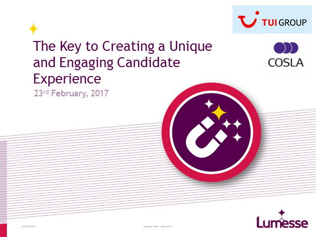 The Key to Creating a Memorable and Engaging Candidate Experience