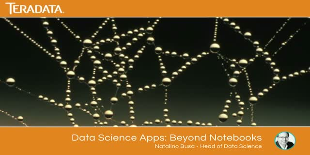 Data Science Apps: Beyond Notebooks with Apache Toree, Spark and Jupyter Gateway