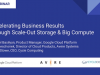Accelerating Business Results Through Scale-Out Storage & Big Compute