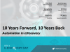 10 Years Forward and Back – Automation in eDiscovery