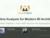 Predictive Analysis for Modern BI Architecture