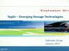 Understanding Game-Changing Emerging Storage Technologies