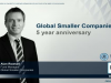Global Smaller Companies - 5 year anniversary