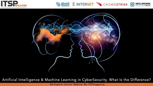 AI & Machine Learning in CyberSecurity. What Is the Difference?