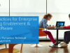 Best Practices for Enterprise Planning Enablement & CRM Software