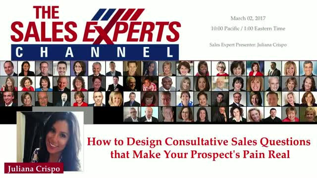 How to Design Consultative Sales Questions that Make Your Prospect's Pain Real
