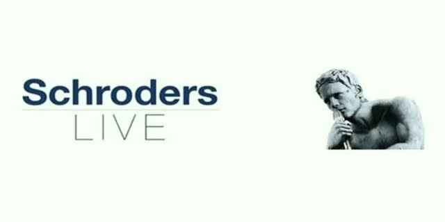 Schroders Live - positioning yourself for change?