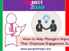 How to Help Managers Improve Their Employee Engagement Scores