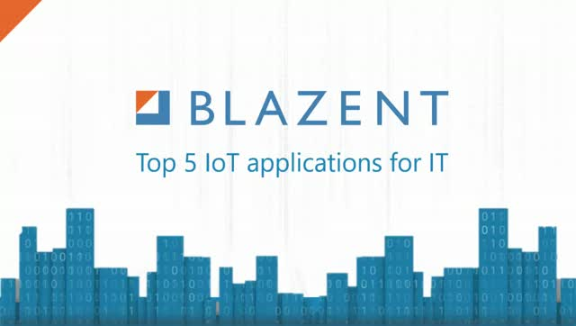 Top 5 IoT applications for IT