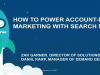 How to Power Account-Based Marketing with Search Data
