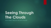 Seeing through the Clouds: How Visibility Reduces Security Failures