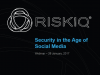 Security in the Age of Social Media
