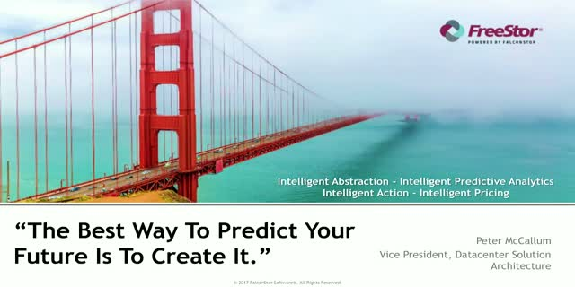 """The Best Way To Predict Your Future Is To Create It."""