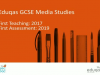 New reformed Eduqas GCSE Media Studies from 2017: A guide to the specification