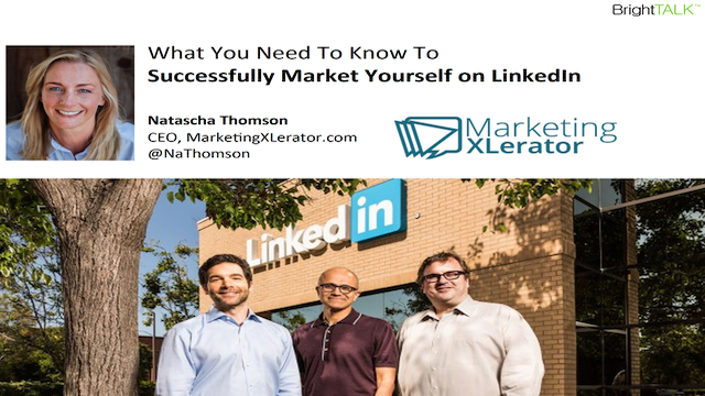What You Need To Know to Successfully Market Yourself on LinkedIn